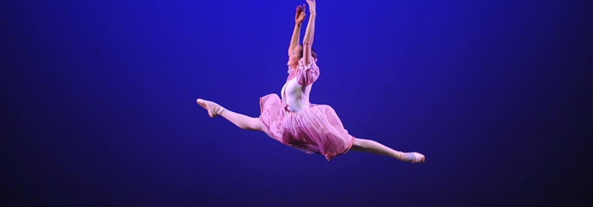 foto danza classica spettacolo